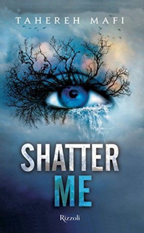 Shatter Me - UK cover