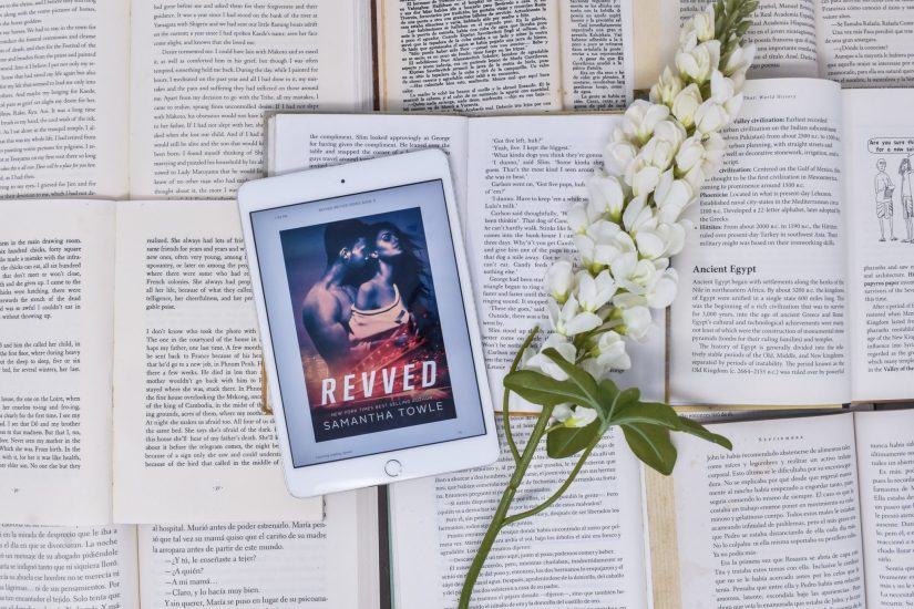 Book Review of Revved by Samantha Towle
