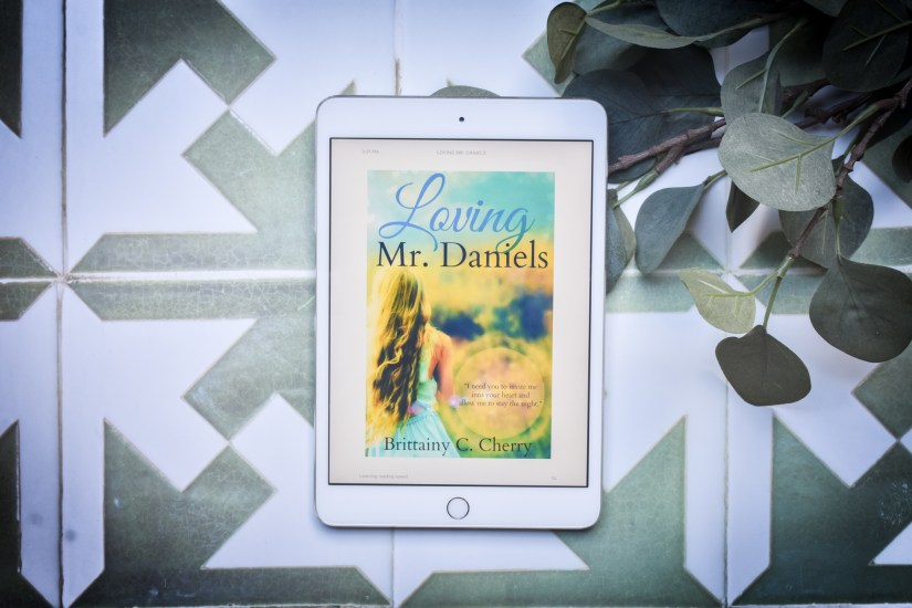 Book review of Loving Mr. Daniels by Brittainy C. Cherry