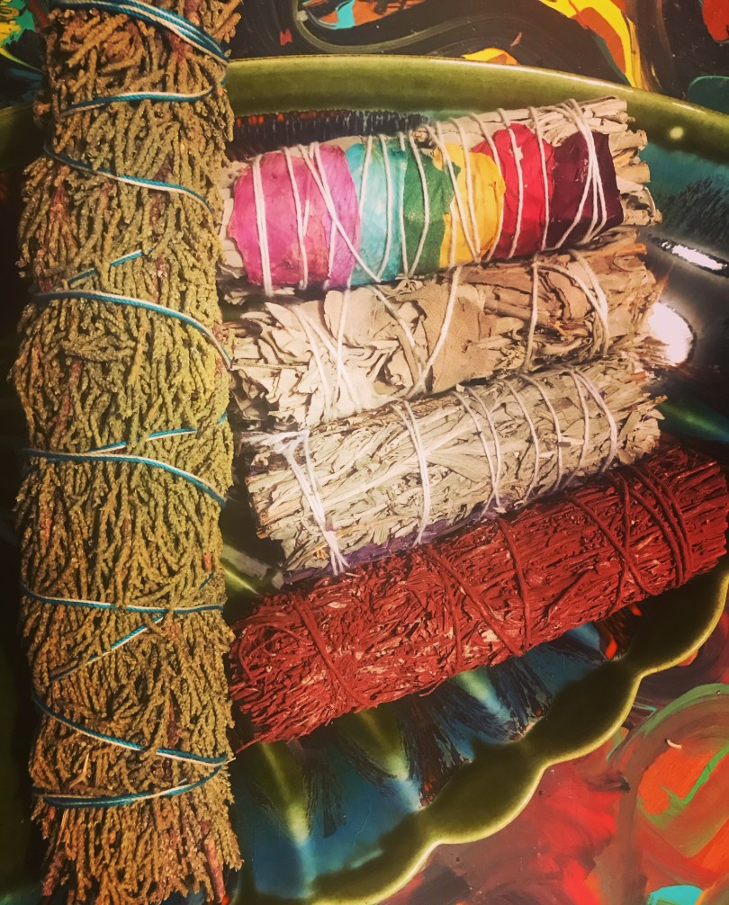 Sage & Cleansing Wands