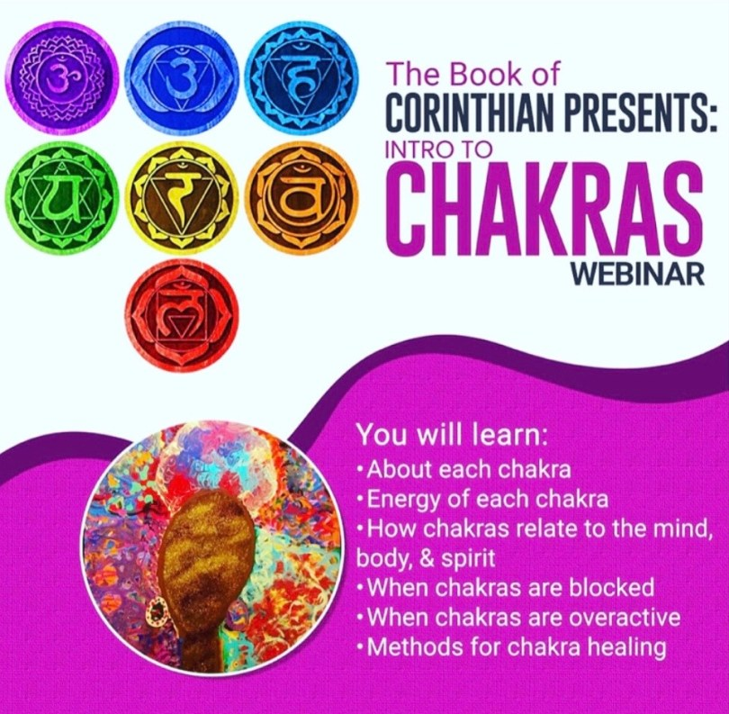 Intro to Chakras Self-Paced Audio Course