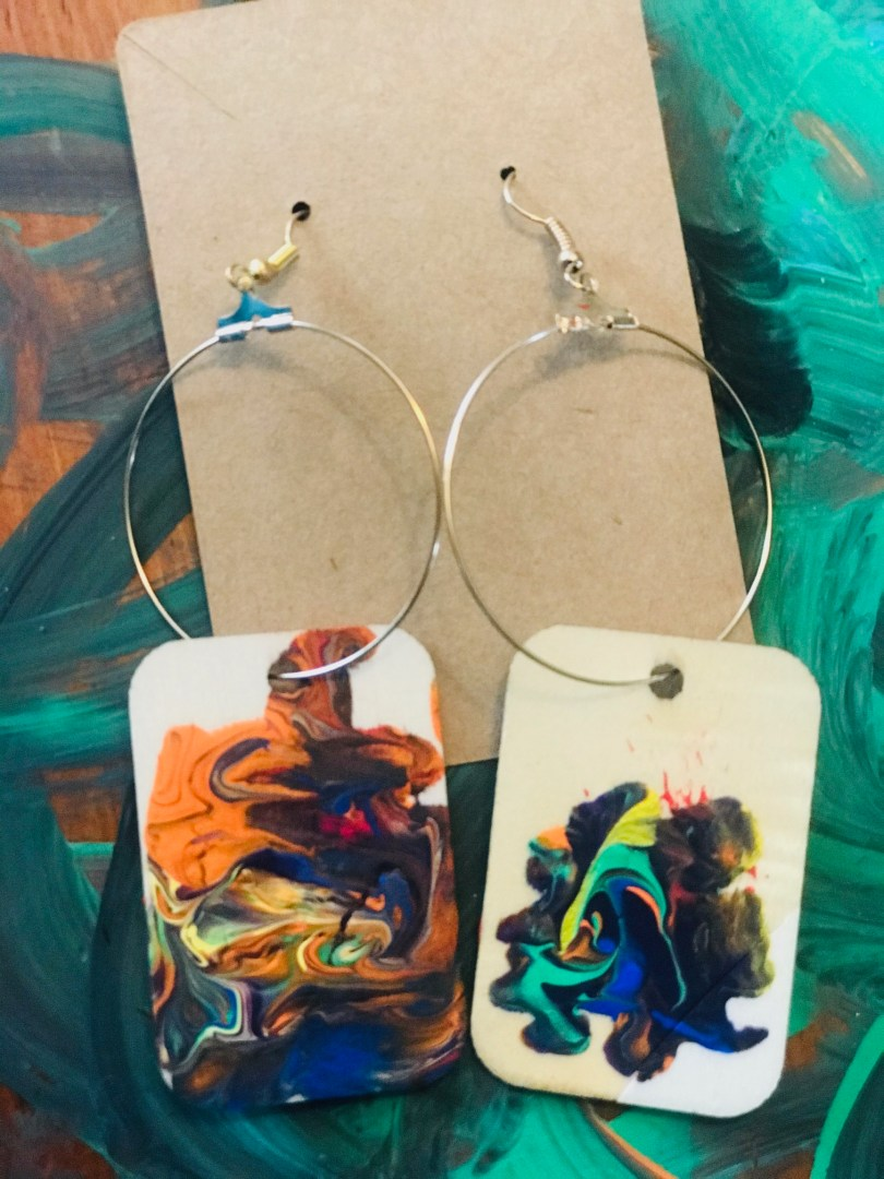 """""""Divine Light"""" Earrings by The Chakra Collection"""