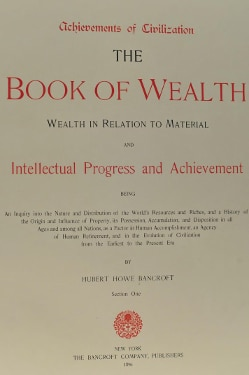 The Book of Wealth Achievements of Civilization Cover