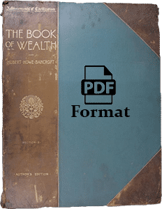The Book of Wealth Cover