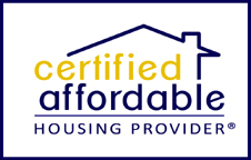 Certified Affordable Housing Provider