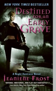Review: Destined for an Early Grave by Jeaniene Frost