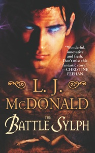 ARC Review: The Battle Sylph by L.J Mcdonald