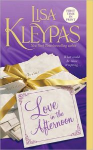 Review – Love in the Afternoon by Lisa Kleypas