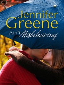 Review – Ain't Misbehaving by Jennifer Greene