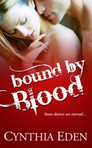 Review – Bound by Blood by Cynthia Eden