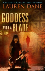 Review – Goddess With a Blade by Lauren Dane