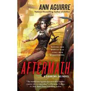 Aftermath by Ann Aguirre – Contest Closed