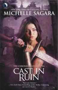 Review – Cast in Ruin by Michelle Sagara