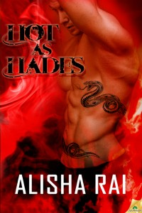 Hot as Hades Cover