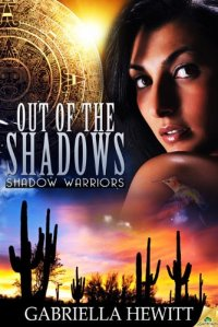 Review – Out of the Shadows by Gabriella Hewitt