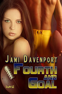 Joint Review: Fourth and Goal by Jami Davenport