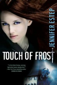 Review: Touch of Frost by Jennifer Estep