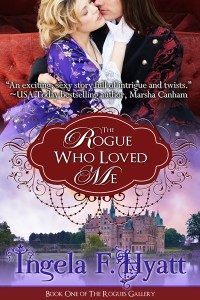 Review – The Rogue Who Loved Me by Ingela Hyatt