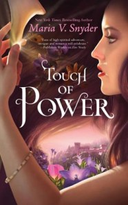 Joint Review: Touch of Power by Maria V Snyder