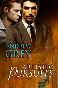 Review – Artistic Pursuits by Andrew Grey