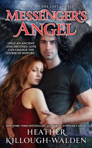 Messengers Angel Cover