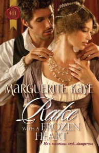 Review – Rake with a Frozen Heart by Marguerite Kaye
