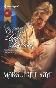 Review – Outrageous Confessions of Lady Deborah by Marguerite Kaye