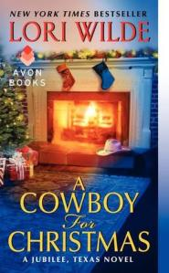 Review – A Cowboy for Christmas (A Jubilee, Texas Novel #3) by Lori Wilde