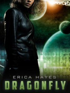 cover for Dragonfly by Erica Hayes