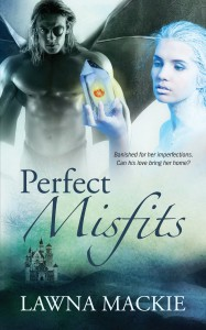 Cover of Perfect Misfits by Lawna Mackie