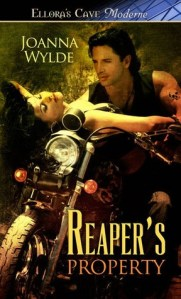Joint Review: Reaper's Property by Joanna Wylde