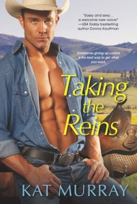 Review – Taking the Reins by Kat Murray
