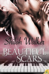 Cover for Beautiful Scars by Shiloh Walker