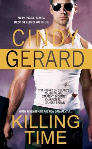 Cover for Killing Time by Cindy Gerard