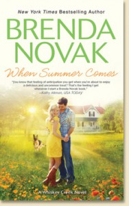 Cover for When Summer Comes by Brenda Novak