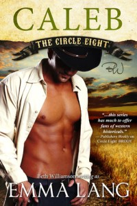 Review – Caleb (Circle of Eight #3) by Emma Lang