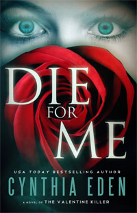 Cover for Die for Me by Cynthia Eden