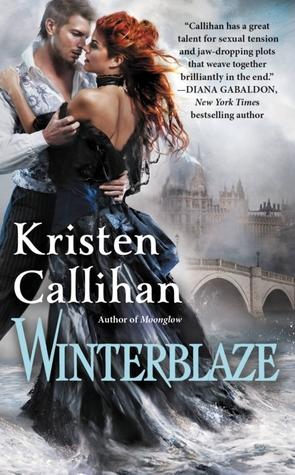 Cover for Winterblaze by Kristen Callihan