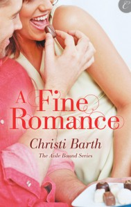 cover for A Fine Romance by Christi Barth