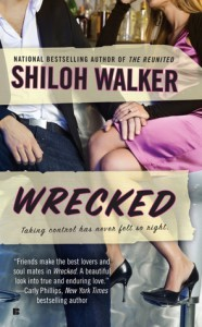 cover for Wrecked by Shiloh Walker