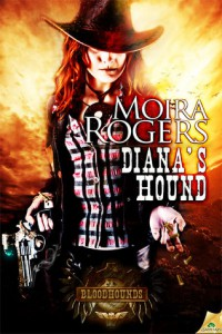 cover for Diana's Hound by Moira Rogers