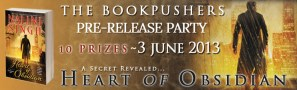 Upcoming – Heart of Obsidian Pre-Release Party