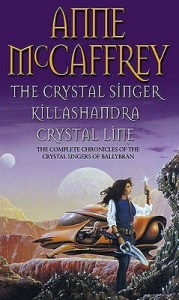 The Crystal Singer Omnibus edition cover image