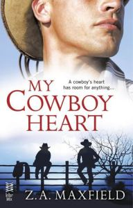 Review – My Cowboy Heart by Z.A. Maxfield