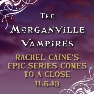 Morganville Vampire badge