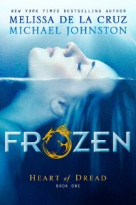 Review – Frozen by Melissa de la Cruz and Michael Johnston
