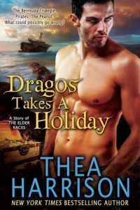 Joint Review: Dragos Takes a Holiday by Thea Harrison