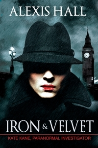 Iron & Velvet cover image