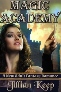 Review: Magic Academy by Jillian Keep