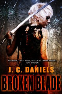 Review – Broken Blade by JC Daniels